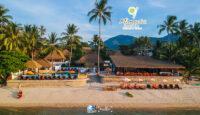 Mimosa Resort & Spa ด้วยชายหาดที่เงียบสงบและเป็นส่วนตัว