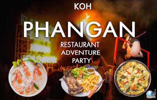 ปาร์ตี้สนุกสุดมัน!! ดี๊ดี จะกิน จะเที่ยว ครบ! จบลิงค์นี้ Koh Phangan