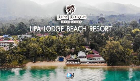 """ที่พักสุดชิลล์เกาะสมุย """"ลิพา ลอดจ์ รีสอร์ท ลิปะน้อย"""
