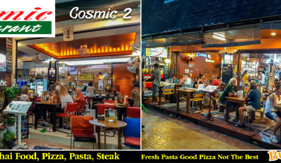 Cosmic Restaurant