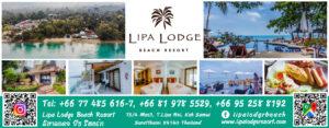 Lipa Lodge Beach Resort 2020