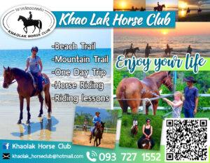 Khao Lak Horse Club