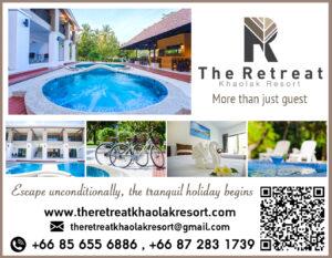 The Retreat Khaolak Resort01