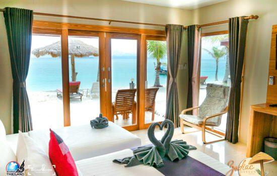 Zodiac See Sun Resort เกาะหลีเป๊ะ